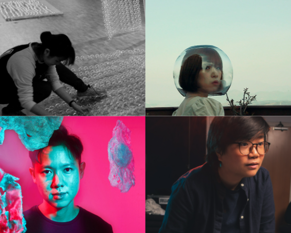ARTISTS: These four artists will bring your through a series of great visual artworks
