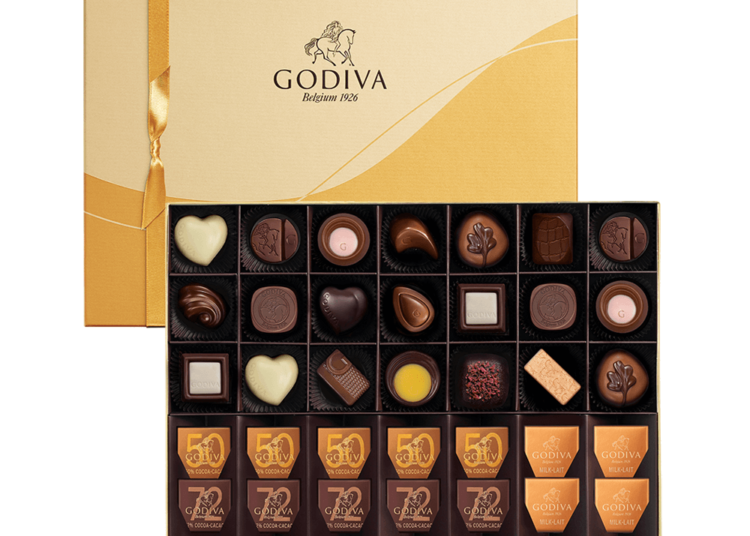 BOXES: Try their chocolate truffles and get the Luxury Chocolate boxes