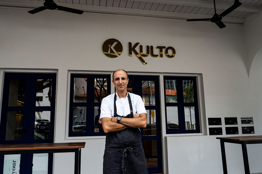 KULTO: KULTO offers a wide range of Spanish dishes such as Paella and more