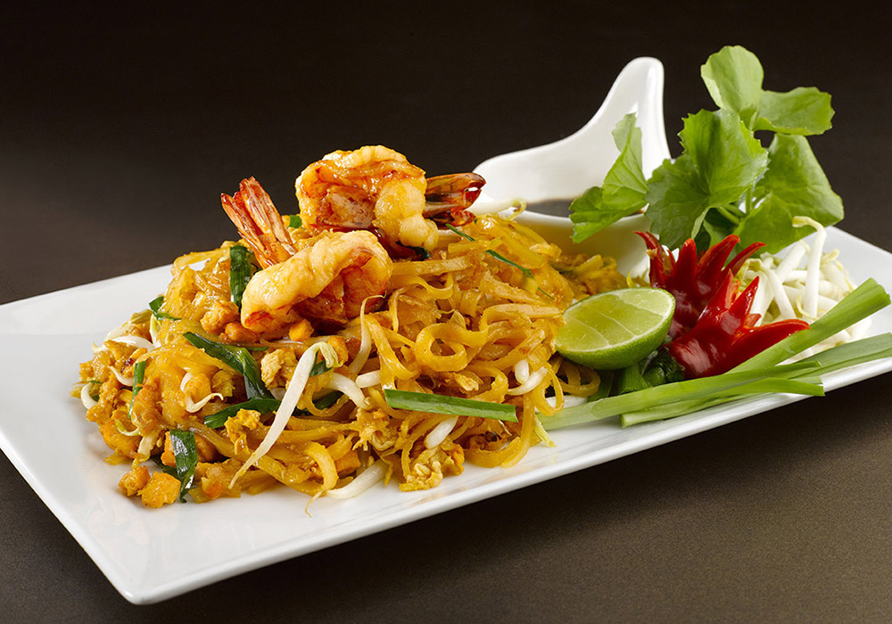 MAINS: Try their mains such as noodles, rice and ala carte dishes