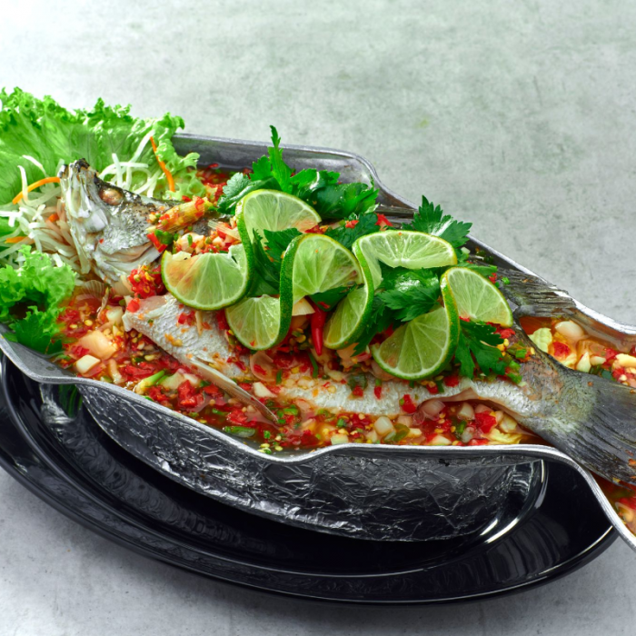 SEAFOOD MENU: Have a taste at their seafood dishes